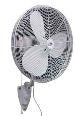 Wall Mount Industrial Misting Fan
