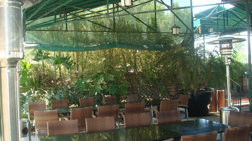 Patio Misting systems