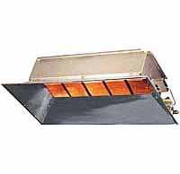 High Intensity Gas Infrared Heaters