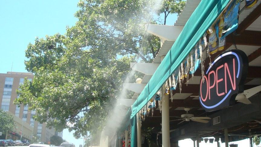 Restaurant Misting