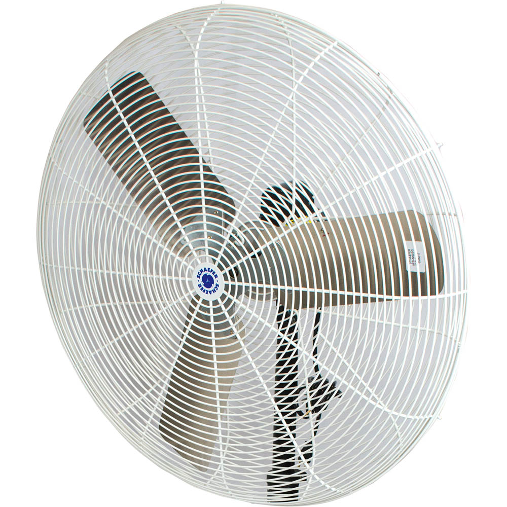 Schaefer Circulation Fan Head - Mist Fan