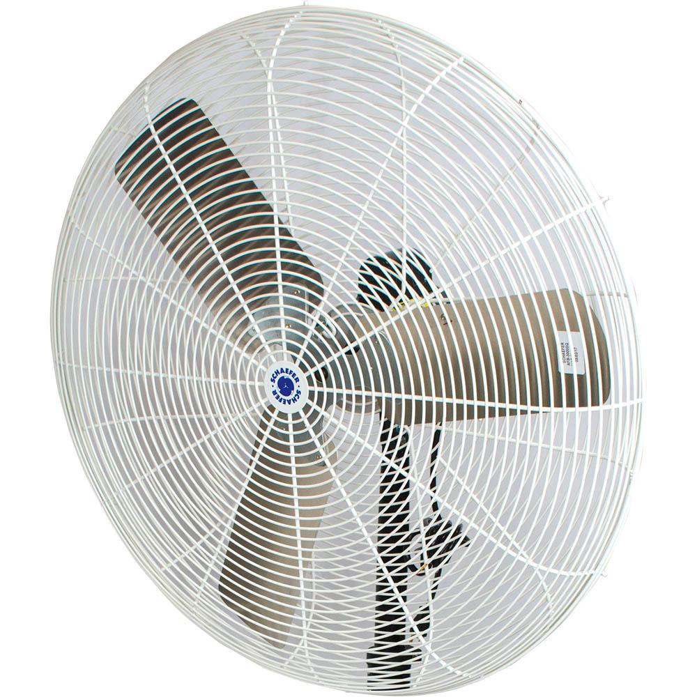 Schaefer Circulation Fan Head - Mist Fan