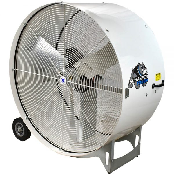 Schaefer Versa Kool Belt Drive Fan 14400 CFM