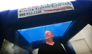 RETAIL: Temecula's Big Fogg helps chill the NFL