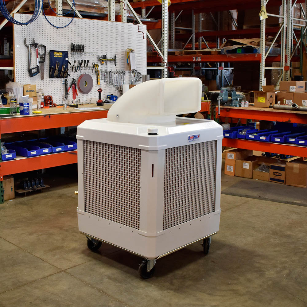 Way Cools - 1 HP Units and Evaporative Cooling Units