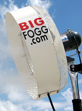 Home | Big Fogg Misting Systems & Solutions :: Industrial