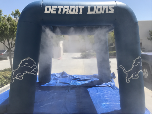 Misting Inflatables