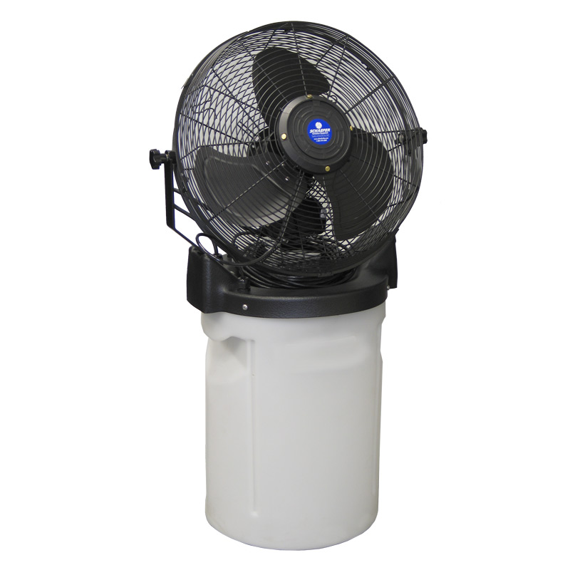 Handimist II Portable Misting Fan (14 Gallon Tank)