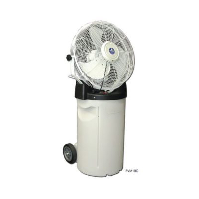 Handimist II Portable Misting Fan (14 Gallon Tank)