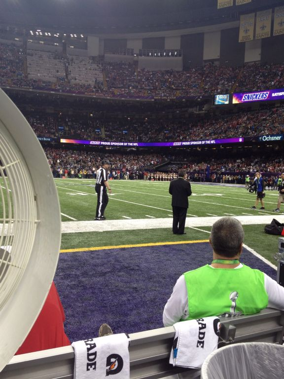 Sports Misting Fans