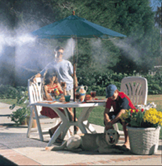 Portable Misting Systems