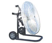 Sch Floor Fan - Misting Fan
