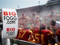 Big Fogg Misting Systems ™ Congratulates the USC Trojan Football Team
