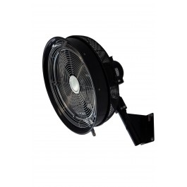 Wall Mount Misting Fan Kit