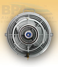 Misting Wall Fan Rental