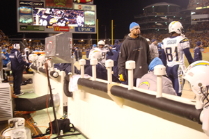 BIG FOGG™ TO SUPPLY HEATING SYSTEMS FOR: SAN DIEGO CHARGERS vs. PITTSBURGH STEELERS, NEW YORK GIANTS vs. PHILADELPHIA EAGLES & ARIZONA CARDINALS vs. CAROLINA PANTHERS