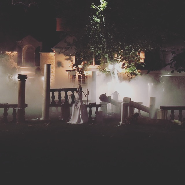 halloween special effects misting systems