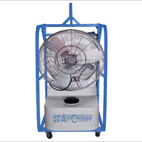 Air Chiller Industrial Portable Misting Fan