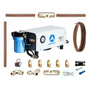 Mid Pressure Nylon Professional Misting System