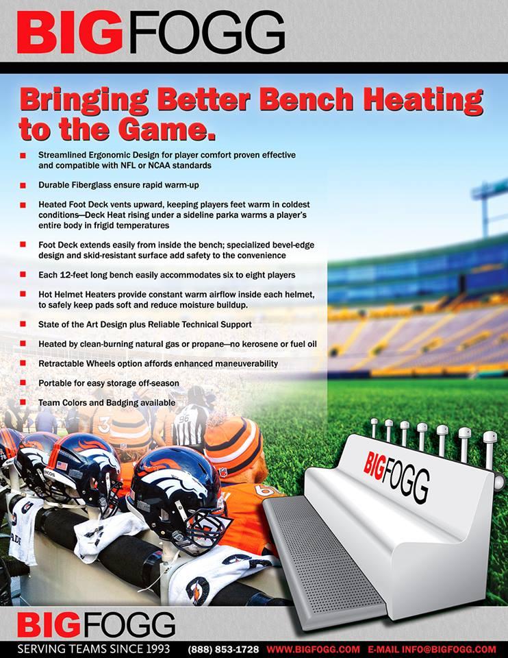 Heating Bench