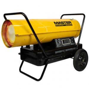 Kerosene/Diesel Forced Air Torpedo Heater