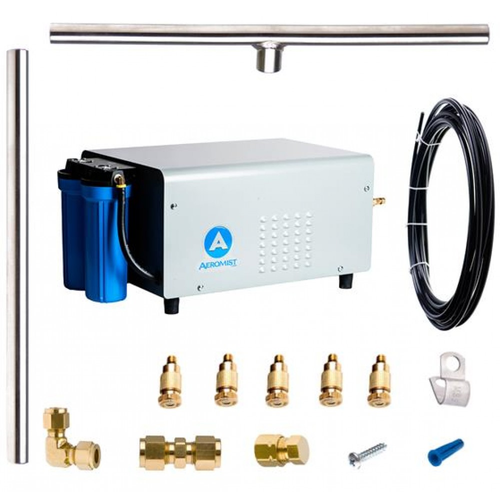 Mid Pressure Nylon Misting Systems