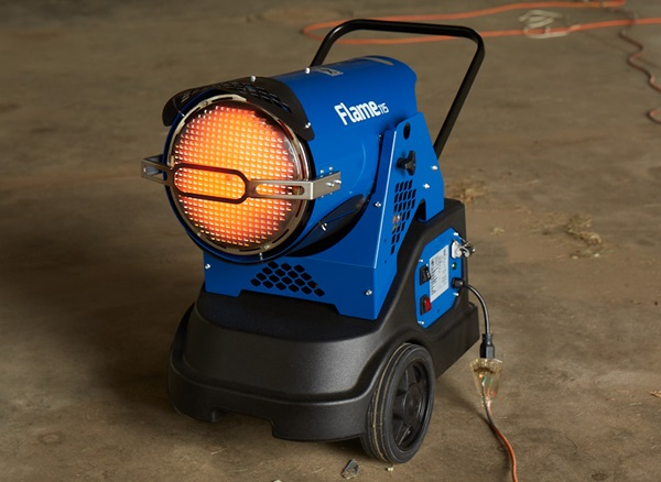 Electrical Spot Heaters