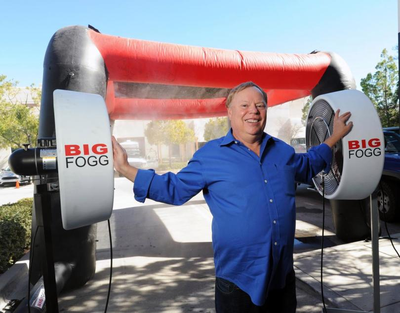 TEMECULA: Local company is football's top benchwarmer