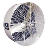 """white 36"""" Versa-Kool Circulation Fan side view"""
