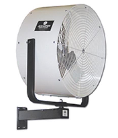 "side view of 36"" Versa-Kool Extreme High Velocity Fan"
