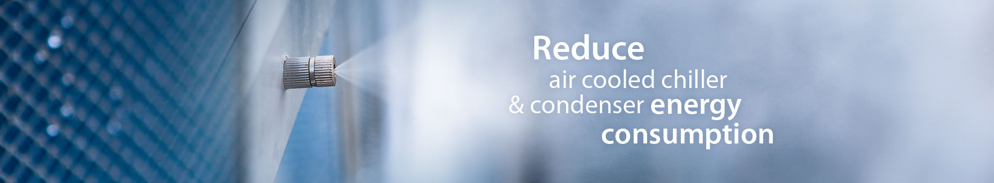 Save on Air Conditioning Costs with a Pre-Cooling Misting System