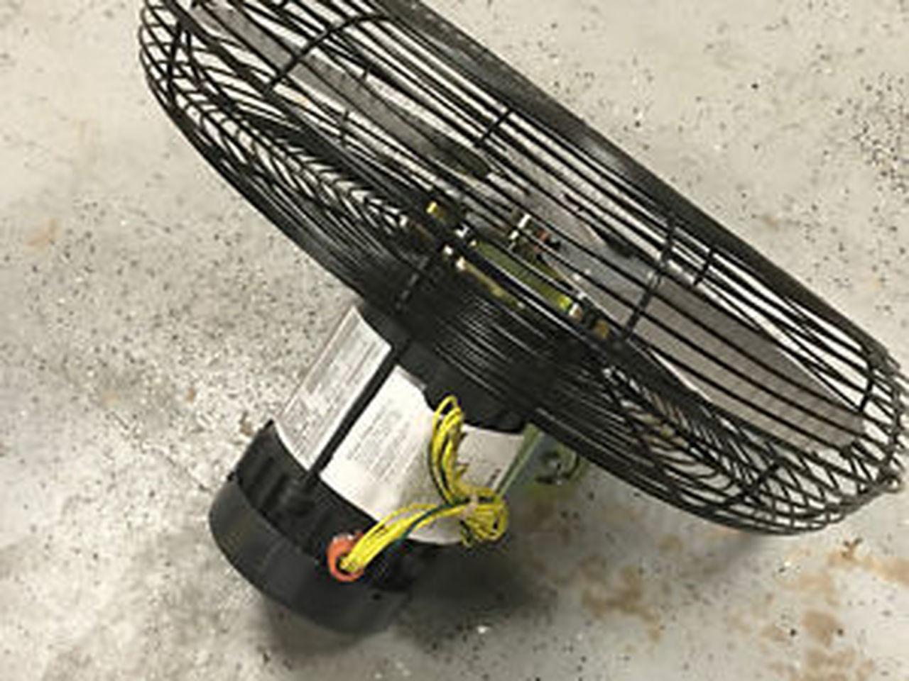 Hazardous Location Fan