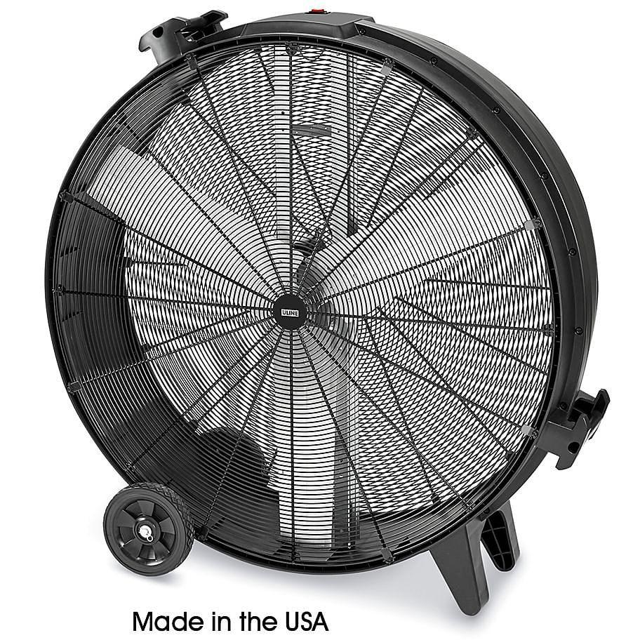 Mobile Drum Spot Cooler Fans