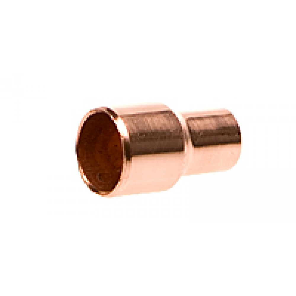 """side view of Copper Reducer 3/8"""" X 1/4"""""""