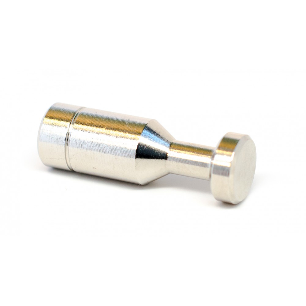 "side view of 3/8"" Slip Lok End Plug"