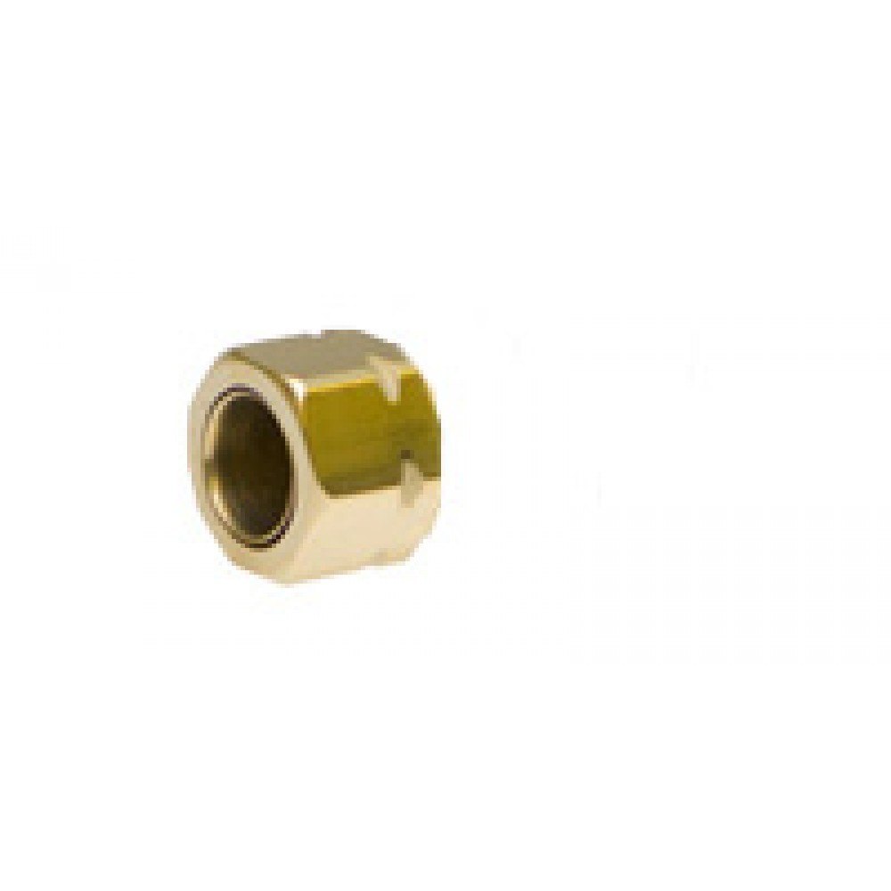 """3/8"""" Compression Nut With Sleeve"""
