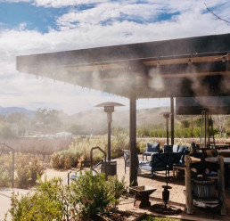 Best outdoor cooling alternative for your patio – Patio Misting System